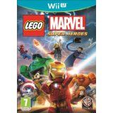 Lego Marvel Super Heroes Wii U (occasion)