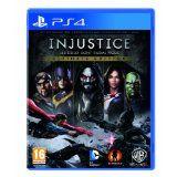 Injustice Les Dieux Sont Parmis Nous Ultimate Edition Ps4 (occasion)