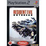 Resident Evil Outbreak Plat (occasion)