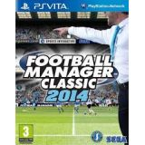 Football Manager Classic 2014 Ps Vita (occasion)