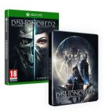 Dishonored 2 + Steelbook Xbox One (occasion)