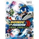 Sonic Riders Zero Gravity  Wii (occasion)