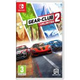 Gear Club Unlimited 2 Pour Nintendo Switch (occasion)