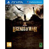 Legends Of War Vita (occasion)
