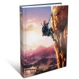 The Legend Of Zelda Breath Of The Wild Le Guide Officiel Collector Sous Blister (occasion)