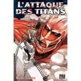 L Attaque Des Titans Tome 1 (occasion)