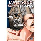L Attaque Des Titans Tome 2 (occasion)