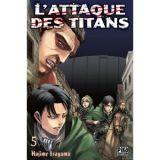L Attaque Des Titans Tome 5 (occasion)