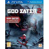 God Eater 2 Rage Burst Ps Vita (occasion)