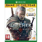 The Witcher 3 Wild Hunt Goty Xbox One (occasion)