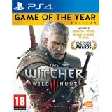 The Witcher 3 Wild Hunt Goty Ps4 (occasion)