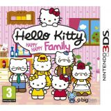 Hello Kitty : Happy Happy Family 3ds (occasion)