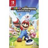 Mario + The Lapins Cretins Kingdom Battle Switch Mario + Rabbids Switch