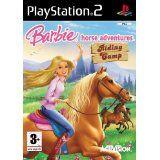 Horse Adventures Barbie (occasion)
