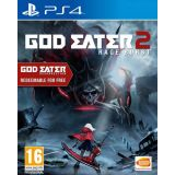 God Eater 2 Rage Burst Ps4