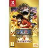 One Piece Pirate Warriors 3 - Deluxe (switch)