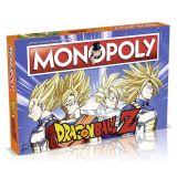Monopoly Dragon Ball Z Edition Dbz