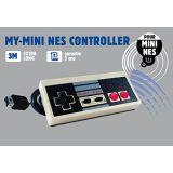 Manette Nes Mini Compatible Cable De 3 Metres