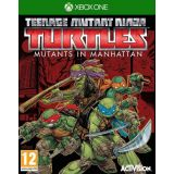 Tennage Mutant Ninja Turtles : Mutants A Manhattan Xbox One