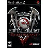 Mortal Kombat Deadly Alliance Plat (occasion)