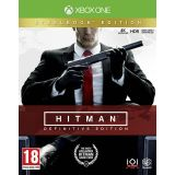 Hitman Definitive Edition - Day One (xboxone)