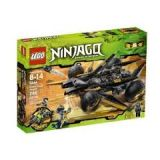 Lego Ninjago 9444 L Aerobolide De Cole