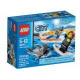Lego City - 60011 - Jeu De Construction - L Intervention Du Garde - Cotes