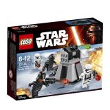 Lego 75132 Star Wars Pack De Combat Du Premier Ordre