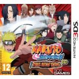 Naruto Shippuden 3d