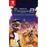 Monster Energy Supercross 2 Switch