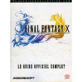 Guide Final Fantasy X (occasion)