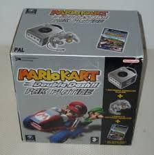 pack gamecube mario kart double dash