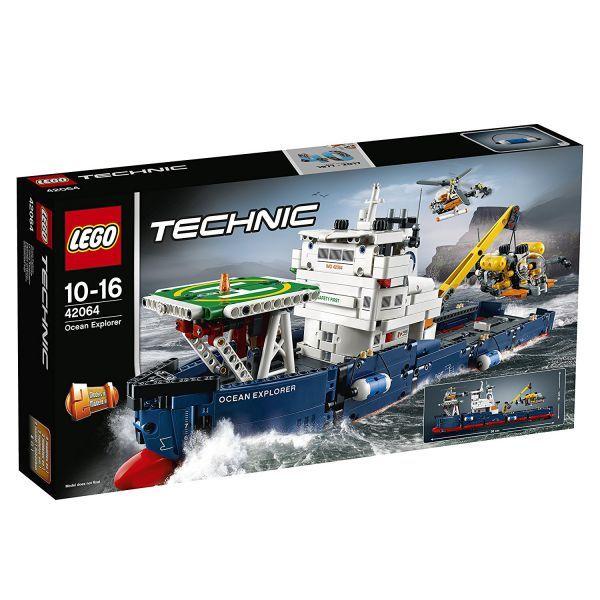 Explorer Lego Ocean Lego 42064 Technic Technic E9D2IH