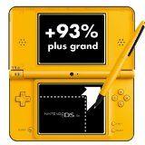Console Nintendo Dsi Xl Jaune Sans Boite (occasion)