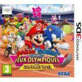 Mario Et Sonic Aux Jeux Olympiques De Londre 2012 Sans Boite (occasion)