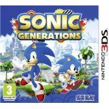 Sonic Generations Sans Boite (occasion)