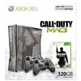 Console Xbox 360 Slim Edition Mw3 320 Go En Boite (occasion)