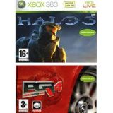 Halo 3 & Pgr 4 (occasion)