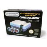 Console Nintendo Nes En Boite Controle Deck (occasion)