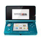 Console Nintendo 3ds Bleu Lagon + Chargeur Sans Boite (occasion)