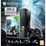 Console Xbox 360 Halo 4 Limited Edition 250 Go (occasion)