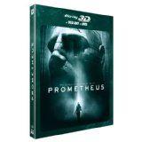 Prometheus 3d - Boitier Metal Edition Limitee - 3 Blu-ray + 1 Dvd (occasion)