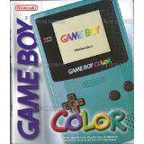Console Game Boy Color Bleu Turquoise Sans Boite (occasion)