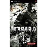 Metal Gear Solid Peace Walker Sans Boite (occasion)