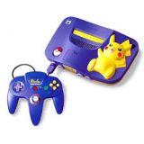 Console Nintendo 64 Pokemon Pikachu Sans Boite (occasion)