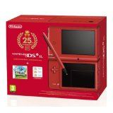 Console Dsi Xl Rouge Special Mario 25th Anniversary (occasion)