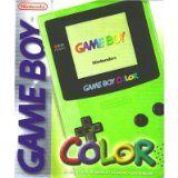 Console Game Boy Color Verte Sans Boite (occasion)