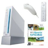 Console Wii Blanche + Wii Sport Sans Boite (occasion)