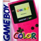 Console Game Boy Color Rose Sans Boite (occasion)