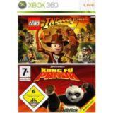 Lego Indiana Jones & Kung Fu Panda (occasion)